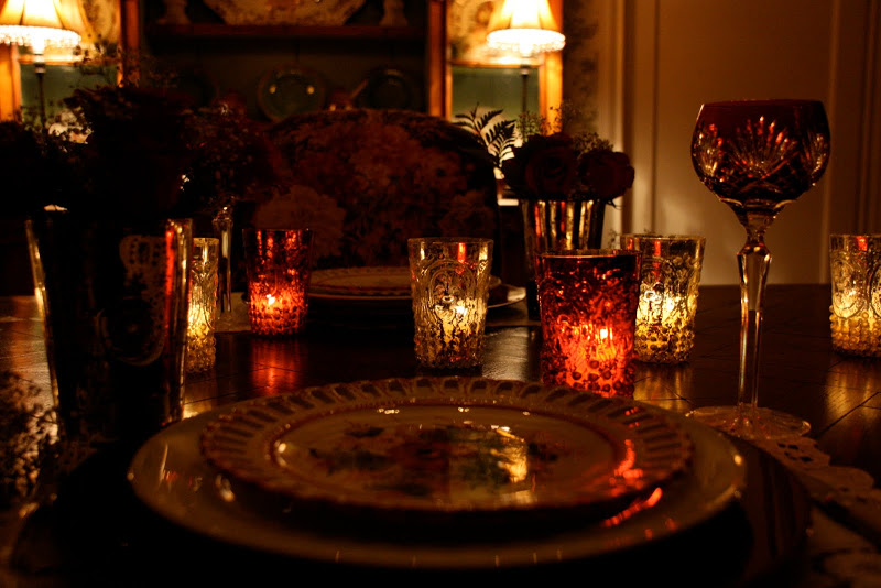 The Candlelight Meal