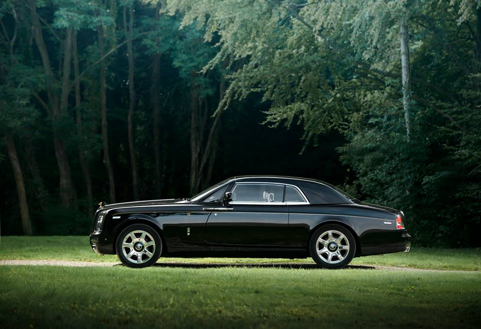 Rolls-Royce Motor Cars Latest Model