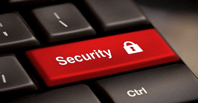 Online security and physical security