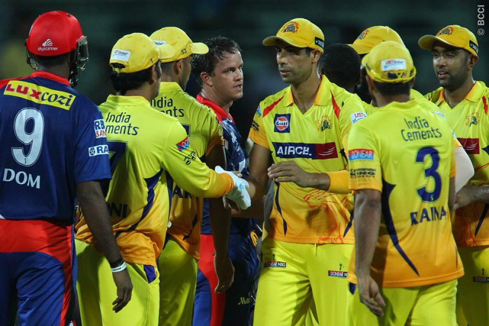 Chennai Super Kings Won By 1 Run – A Hard Tide Innings – IPLT20