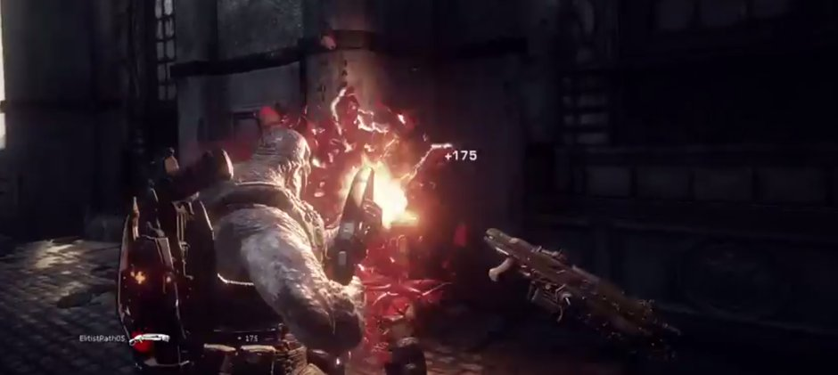 New Leaked Footage of the Gears Of War Remaster