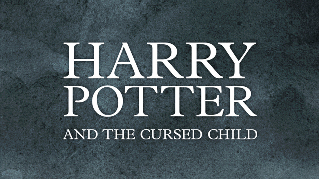 J.K. Rowling: Harry Potter And The Cursed Child Will Be Released In Two Parts