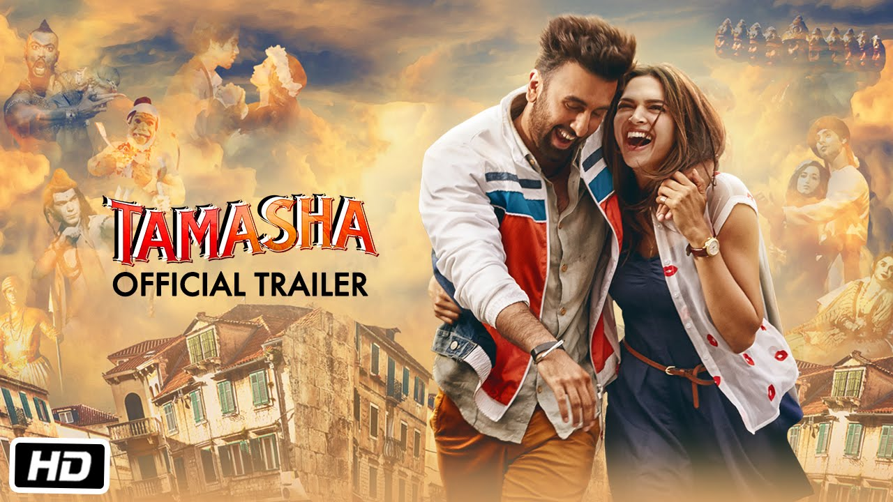 """Tamasha"" Official Trailer Launched Now"