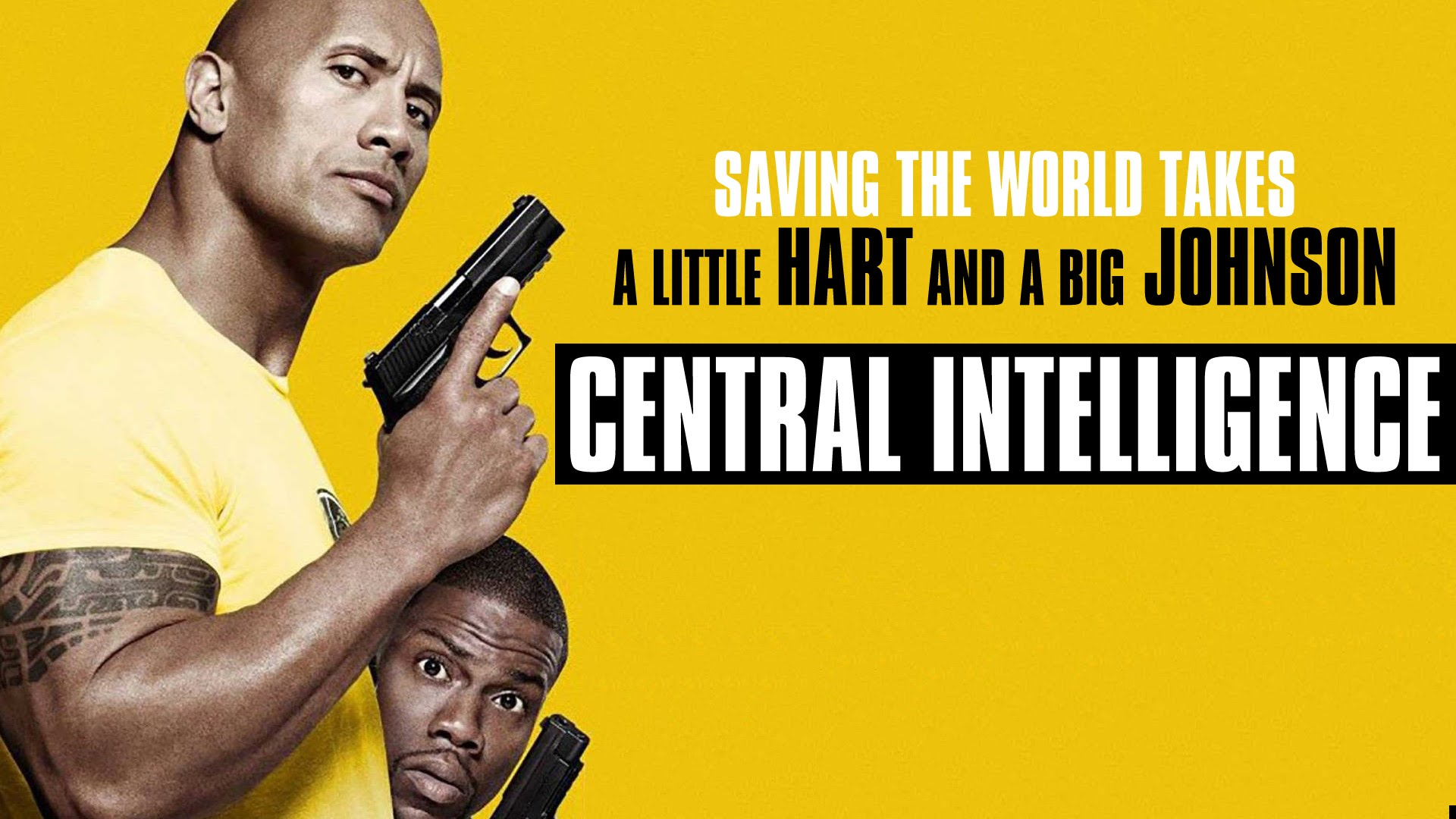 Central Intelligence (2016) Torrent Full Movie Download