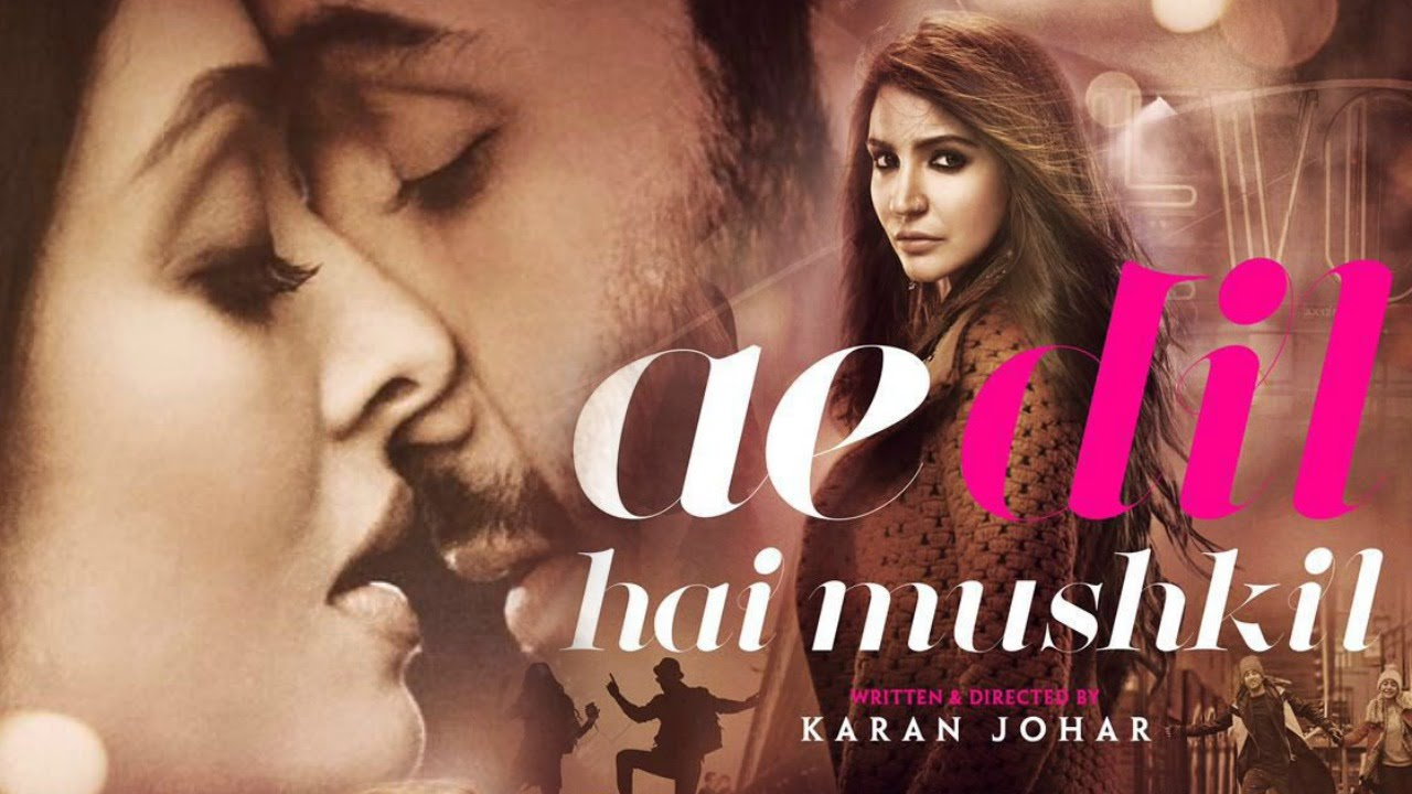 Ae Dil Hai Mushkil (2016) Torrent Full Movie Download