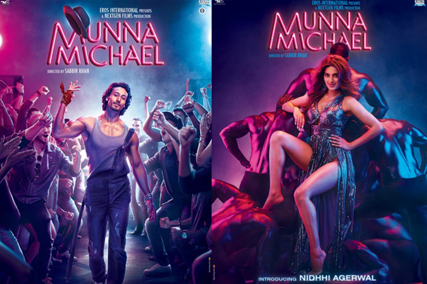 Munna Michael 2017 DvDRip 720p Full Movie Download
