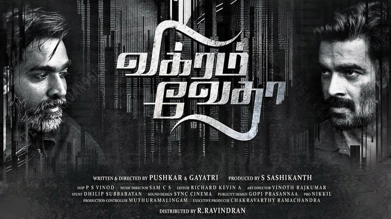 Vikram Vedha (2017) Torrent Full Tamil Movie Download