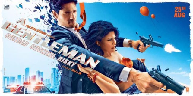 A Gentleman (2017) Torrent Full Movie Download
