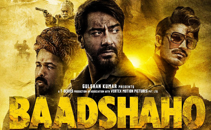Baadshaho (2017) Torrent Full Movie Download