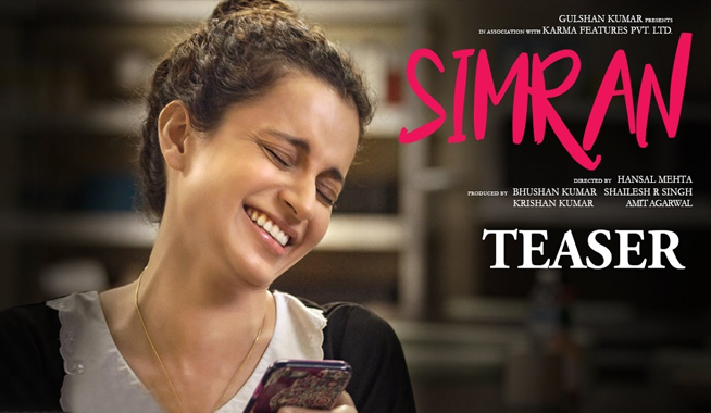 Simran (2017) HD Full Movie Download