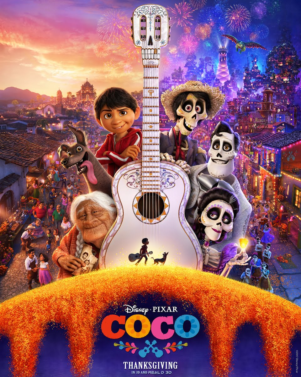 Coco (2017) Torrent Full Movie Download in Hindi HD