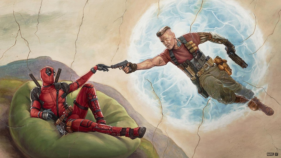 Deadpool 2 In Hindi Dubbed 1GB Torrent Movie Download Full Online