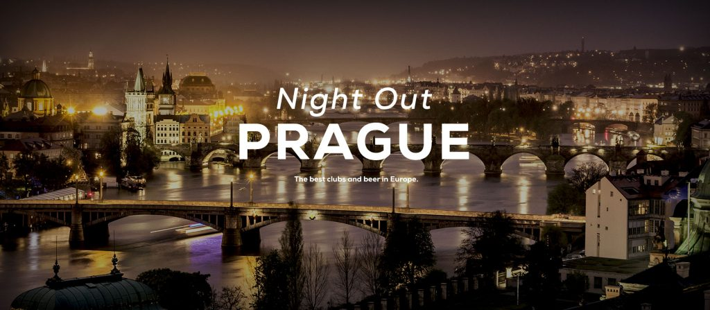 Places to Visit and Things to Do in Prague at Night