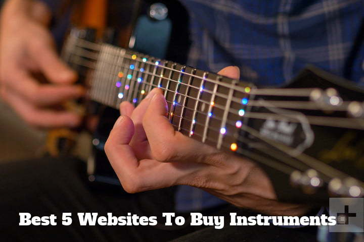 Best 5 Websites To Buy Instruments