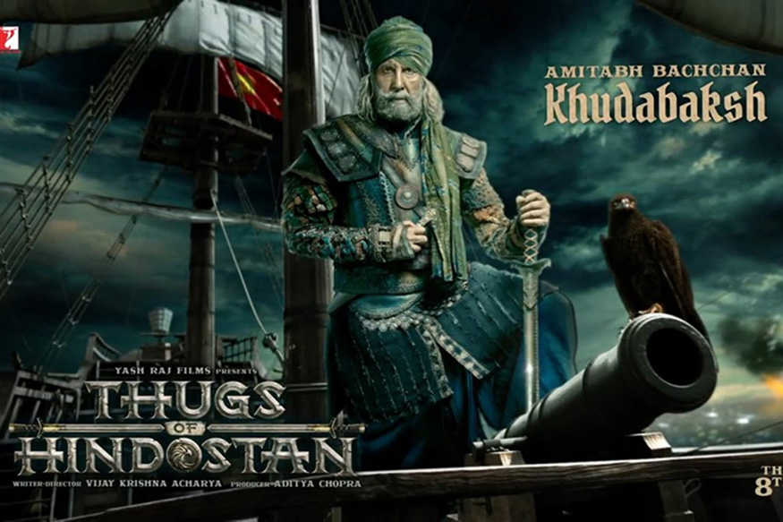 Thugs of Hindostan 2018 Full HD Movie Torrent Download