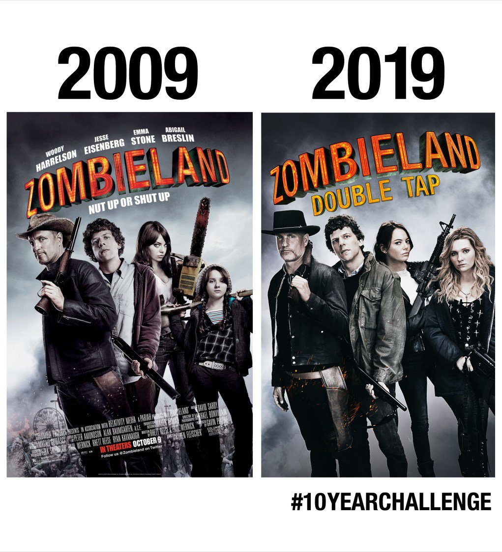ZOMBIELAND: DOUBLE TAP – Official Trailer