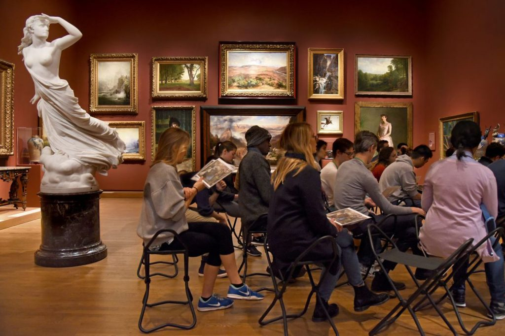 How Is Art Helping Medical Students Become Better Doctors?