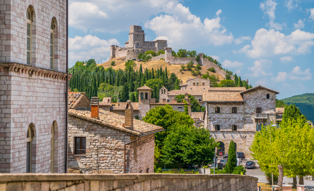 Top Five Places To Visit In Umbria Italy